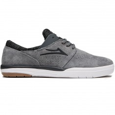 Lakai Freemont Shoes - Grey Suede