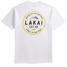 Lakai Caliber T-Shirt - White