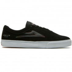 Lakai The Flare Sheffield Shoes - Black Suede