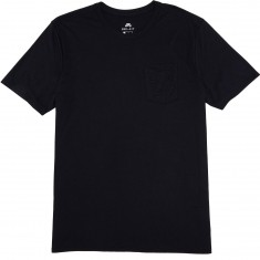 Nike SB Dri-Fit Smiley T-Shirt - Black/Opti Yellow