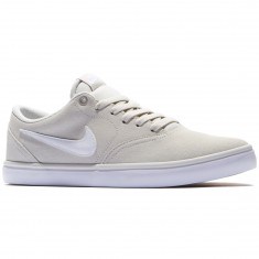 Nike SB Check Solarsoft Shoes - Light Bone Gum/Brown/White