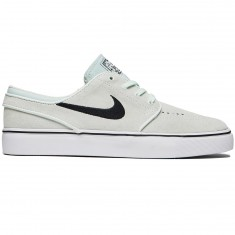 Nike Zoom Stefan Janoski Shoes - Barely Green/Black