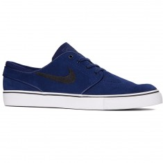 Nike Zoom Stefan Janoski Shoes - Binary Blue/Black