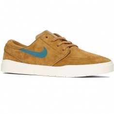 Nike SB Stefan Janoski Hyperfeel Shoes - Golden Beige/Sequoia/Sail