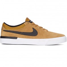 Nike SB Koston Hypervulc Shoes - Golden Beige/Black