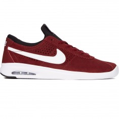 Nike SB Air Max Bruin Vapor Shoes - Dark Team Red/White/Blue