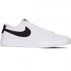 Nike SB Blazer Vapor Shoes - White/Black