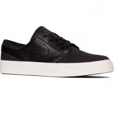 Nike SB Air Zoom Stefan Janoski Elite HT Shoes - Black/Anthracite/Sail
