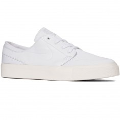 Nike SB Air Zoom Stefan Janoski Elite HT Shoes - White/Sail/Platnium