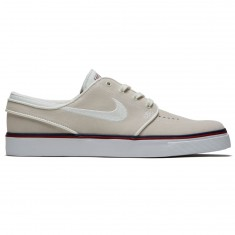 Nike SB Air Zoom Stefan Janoski Women's Shoes - Summit White/Ivory/Team Red/Obsidian