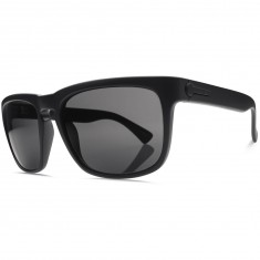 Electric Knoxville Sunglasses - Matte Black/OHM Polar Grey