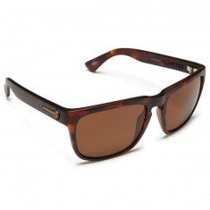 Electric Knoxville Sunglasses - Matte Tort/OHM Polar Bronze