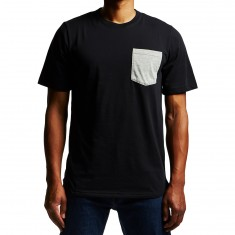 Nike SB Dry Shirt - Black/Dark Grey Heather