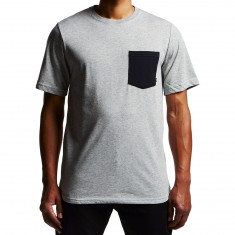 Nike SB Dry Shirt - Dark Grey Heather/Black