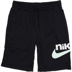 Nike SB Dry Shorts - Black/Green