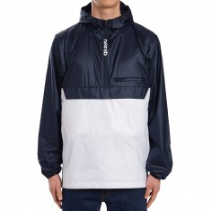 Nike SB Packable Anorak Jacket - Obsidian/White