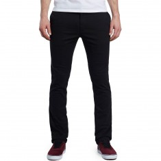 RVCA Stapler Twill Pants - Black