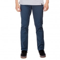 RVCA The Week-End Stretch Pants - Midnight