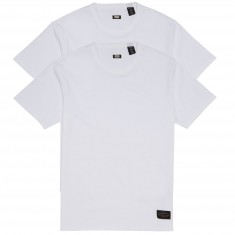 Levis 2 Pack T-Shirt - Bright White