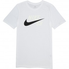Nike SB Futura T-Shirt - White/Black