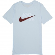 Nike SB Futura T-Shirt - Hydrogen Blue/Team Red