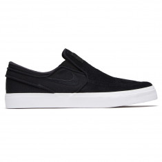 e118e77205a Nike Zoom Stefan Janoski Slip-On Shoes - Black Black White
