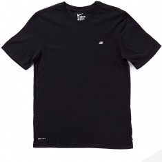 Nike SB Dot T-Shirt - Black/Black/White