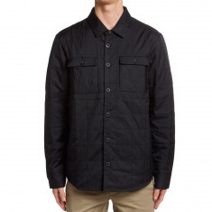Nike SB Holgate Winterized Long Sleeve Shirt - Black