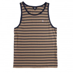 Volcom Briggs Tank Top - Sand Brown