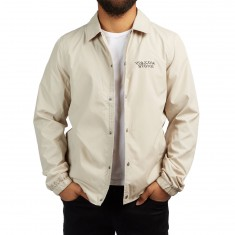 Volcom Brews Coaches Jacket - Clay