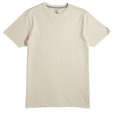 Volcom Pale Wash Solid T-Shirt - Clay