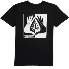 Volcom Come Together T-Shirt - Black