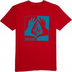 Volcom Come Together T-Shirt - Red