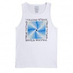 Volcom Stone Radiator Tank Top - White