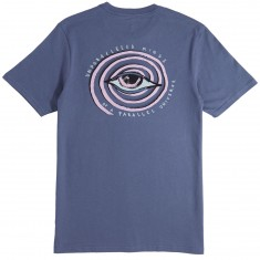 Volcom X Burch Eye T-Shirt - Deep Blue