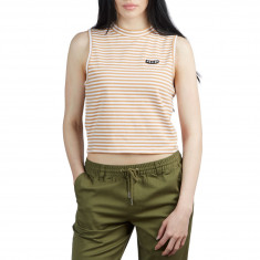 30f1d08b740 Volcom Womens Looking Out Tank Top - Camel