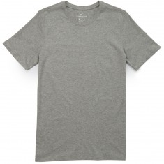 Nike SB Short Sleeve T-Shirt - Dark Grey Heather