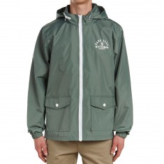 Dark Seas Squall Jacket - Green