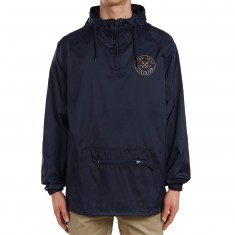 Dark Seas Coastal Guard Jacket - Navy