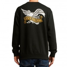 Loser Machine Hawthorne Sweatshirt - Black