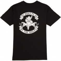 Loser Machine Rule Breaker T-Shirt - Black