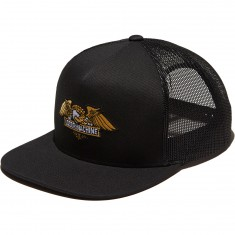 Loser Machine Wings Trucker Hat - Black