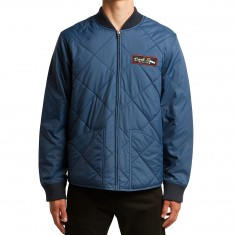 Dark Seas Rockpiles Jacket - Blue