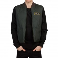 Dark Seas Ramon Vest Jacket - Green