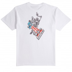Loser Machine One Up T-Shirt - White