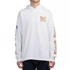 Dark Seas Pursuit Hoodie - White