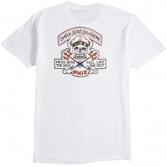 Dark Seas Cut Above T-Shirt - White