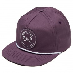 Dark Seas Ybarra Hat - Purple
