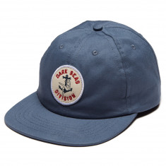 Dark Seas Vaughn Hat - Slate