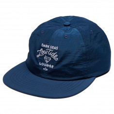 Dark Seas Hugh Hat - Navy